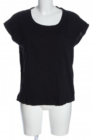 knockout T-Shirt black casual look