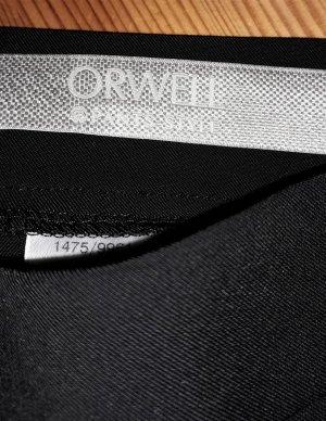Orwell Pantalone a 7/8 nero