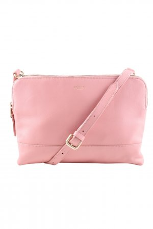 KNOMO London Schultertasche pink Casual-Look