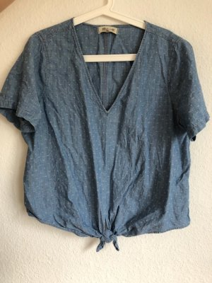 Knot-Bluse