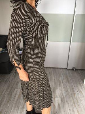 Koan Sheath Dress black-light brown