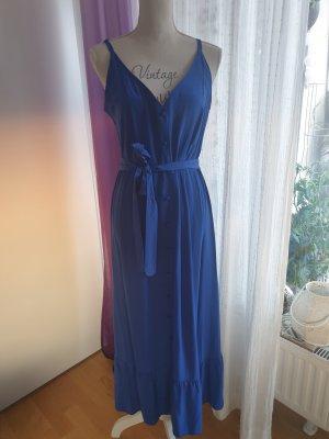 C&A Yessica Maxi Dress blue-neon blue