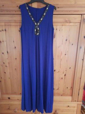 Kobaltblaues Sommerkleid