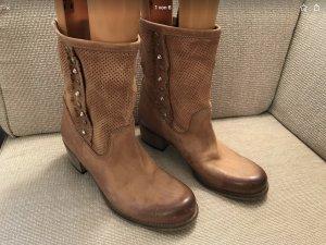 Kobra Stiefeletten Boots 41 ungetragen Art Ash AS
