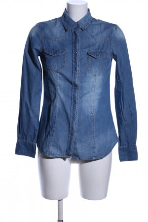 Kocca Denim Shirt blue casual look