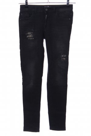 Kocca Skinny Jeans schwarz Casual-Look