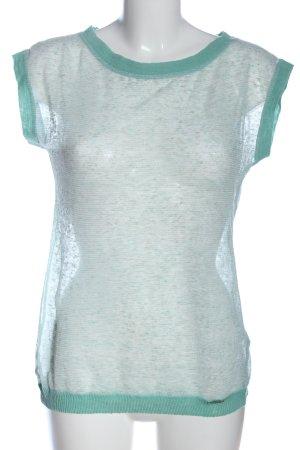 Kocca T-Shirt türkis meliert Casual-Look