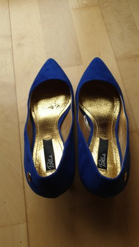 Blink Hoge hakken blauw