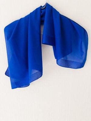 königsblaues knalliges Tuch