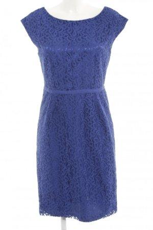 Kiomi Lace Dress blue-steel blue