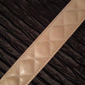 Marc Cain Leather Belt light grey