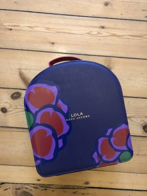 Marc Jacobs Cosmeticabox donkerpaars-donkerblauw