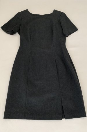 Kombination Kleid & Mantel
