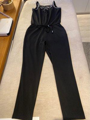 Spodnie khaki czarny