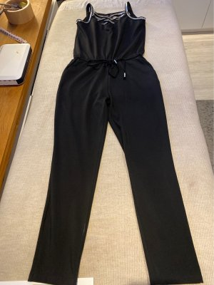 Kaki broek zwart