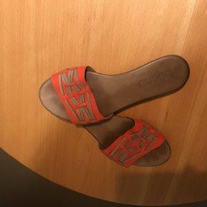 Bueno Outdoor sandalen veelkleurig Leer
