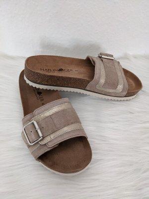 Haflinger Comfort Sandals multicolored