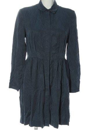 Komodo Blusenkleid blau Casual-Look