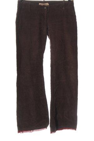 Komodo Corduroy broek bruin casual uitstraling