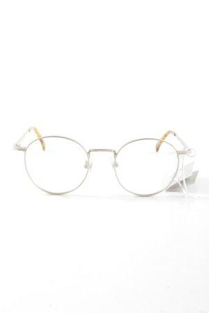 Komono Gafas color plata-naranja claro estilo «business»