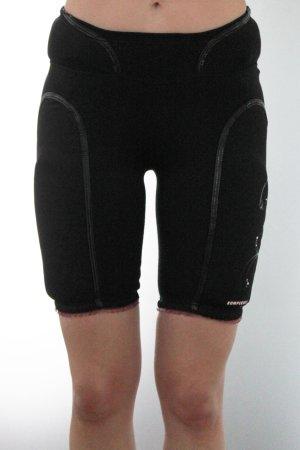 Pantaloncino sport nero Poliammide