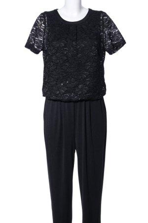 Komplimente Jumpsuit schwarz Elegant