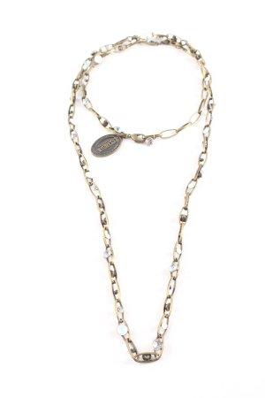 Komplott Link Chain bronze-colored-brown extravagant style