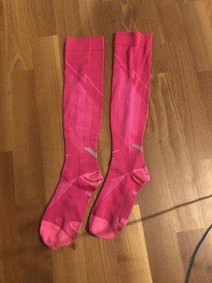 Nike Legwarmers neon pink