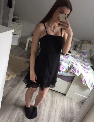 Cocktailjurk zwart