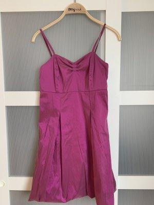 Swing Cocktail Dress magenta
