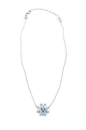 Konplott Collier argento-blu elegante