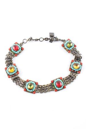 Konplott Halskette mehrfarbig klassischer Stil