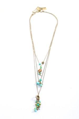 Konplott Halskette mehrfarbig Elegant