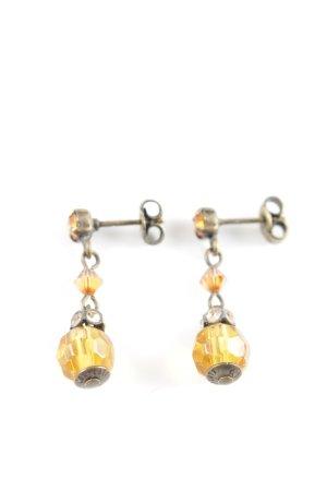 Konplott Clou d'oreille bronze-orange clair style décontracté