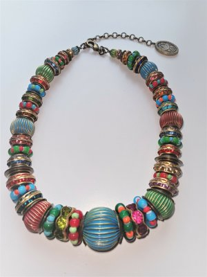 Konplott Collier multicolore