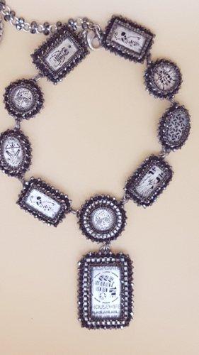 Konplott Collier Necklace silver-colored