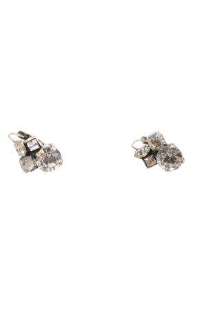 Konplott Zdobione kolczyki srebrny W stylu casual