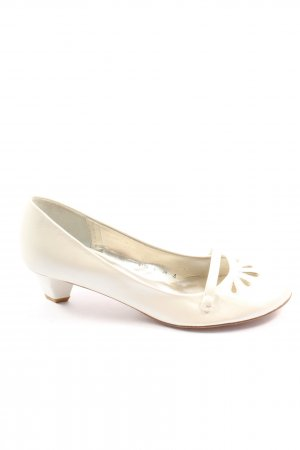 Konstantin Starke Mary Jane Pumps white casual look