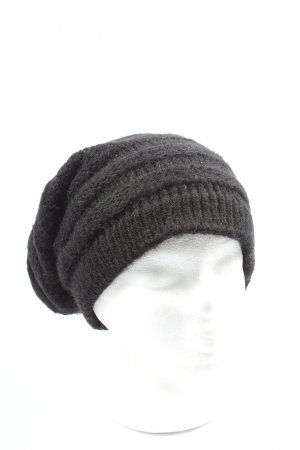 Kontatto Beanie light grey casual look