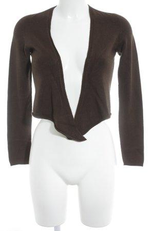 Kontatto Bolero marrone-nero stile casual