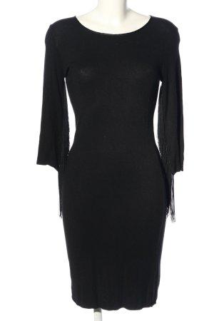 Kontatto Abito maglione nero stile casual