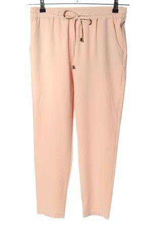 Kontatto Pantalone jersey rosa stile casual