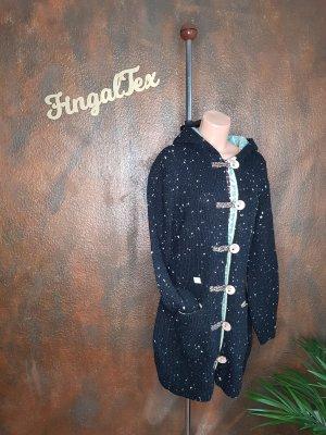 kooi knitwear strickmantel gr 44