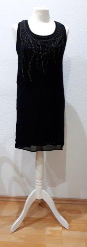 Kookai Chiffon jurk zwart