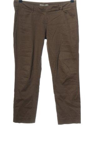 Kookai Pantalone a 7/8 cachi stile casual