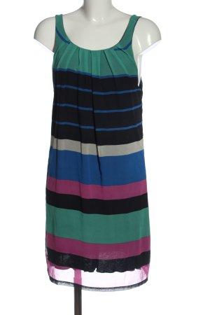 Kookai A-Linien Kleid Streifenmuster Casual-Look