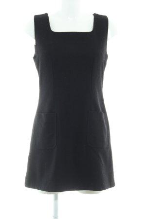 Kookai A-Linien Kleid schwarz Casual-Look