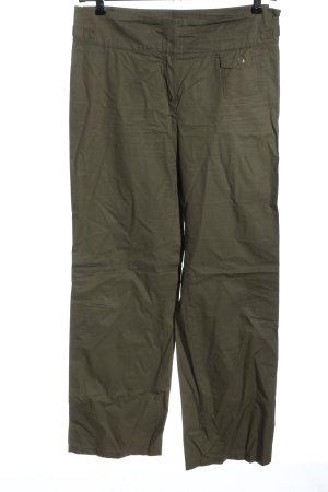 Kookai Luźne spodnie brązowy W stylu casual