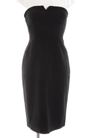 Kookai Bandeaukleid schwarz Elegant