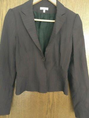 Kookai Korte blazer bruin-paars